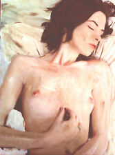 """SUPERB NEW WILLIAM OXER ORIGINAL """"Serendipity"""" female nude woman girl PAINTING"""