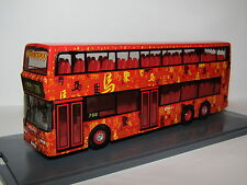 OOC DUPLE METSEC TRIDENT HK CITYBUS YEAR OF THE HORSE 1/76 OM44501