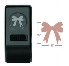 Sizzix BOW PUNCH by Tim Holtz Alterations 660163 ~ KNOCKOUT CRAFTS