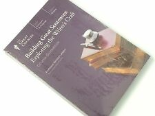 The Great Courses Building Great Sentences: Exploring the Writer's Craft -Sealed