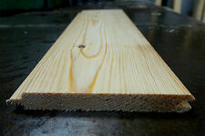 **SAMPLE** £1.15 per Metre EXTRA THICK T&G A* Grade Timber Cladding Flooring