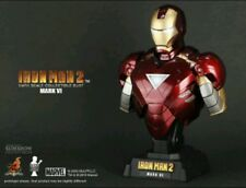 Hot Toys Iron Man Mark VI 1/4 Bust bib