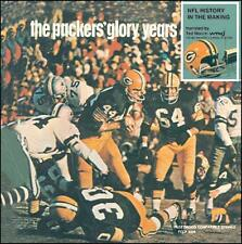 1965 1966 1967 GREEN BAY PACKERS The Glory Years CD 1968 NFL Super Bowl