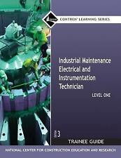 INDUSTRIAL MAINTENANCE ELECTRICAL & INSTRUMENTATION, LEVEL 1 NEW PAPERBACK BOOK