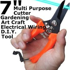 Multi Purpose Cutter Gardening orchid Plant Trimmer DIY Electrical Handcraft