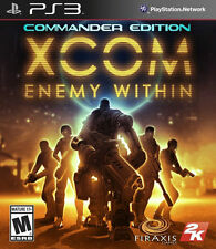 XCOM: Enemy Within - PS3 - Full Game Download (No Disc)