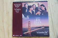 The Joy Luck Club '93 LASERDISC LD Wisescreen Kieu Chinh Tsai Chin Tamlyn Tomita