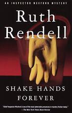 Shake Hands Forever Rendell, Ruth Paperback