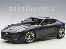 AUTOart 73652 2015 15 JAGUAR F-TYPE R COUPE 1/18 MODEL CAR MATTE BLACK