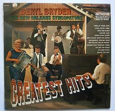 LP The New Orleans Syncopators - Greatest Hits Beryl Bryden Holland Jazz 1967