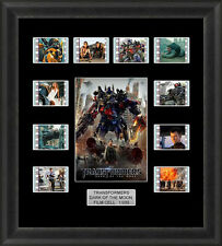 TRANSFORMERS 3 FRAMED FILM CELL MEMORABILIA VERSION 2 FILM CELLS