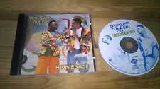 CD Hiphop DJ Jazzy Jeff & Fresh Prince - Homebase (12 Song) JIVE BMG Will Smith