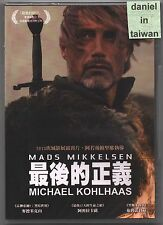 Michael Kohlhaas - Age of Uprising (France 2013)  TAIWAN DVD ENGLISH SUBS