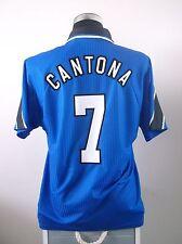 Eric Cantona # 7 Manchester United Terza Calcio Maglia Jersey 1996/97 (L)