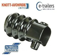 KFG35 KNOTT AVONRIDE BELLOWS FOR 3500Kg CAST HEAD HITCH + FIXING KIT - P00873