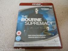 Bourne Supremacy (HD DVD) Matt Damon, Brian Cox, Paul Greengrass