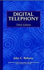 Digital Telephony (Wiley Series in Telecommunications and Signal Processing), Jo