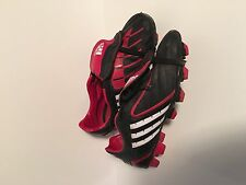Mens Size 8 Black Adidas Predator Absolado Powerswerve FG Soccer Cleats