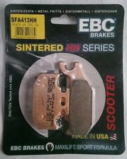 Suzuki UH125 Burgman (2007 to 2013) EBC Sintered REAR Brake Pads (SFA413HH)