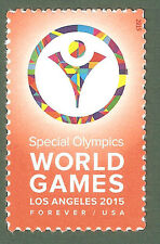 4986 Special Olympics World Games US Single Mint/nh (Free shipping offer)