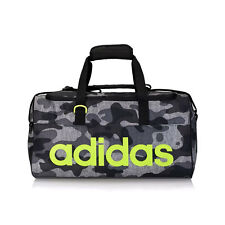 Adidas Linear Performance Team Sport Bag Small AO1565 Camouflage Black / Green