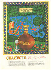 1979 Vintage ad for CHAMBORD Liqueur Royale of France  (021417)