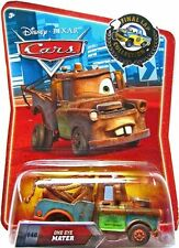 DISNEY PIXAR CARS DIECAST ONE EYE MATER #140! FINAL LAP! BNIB 1:55 V RARE! UK!