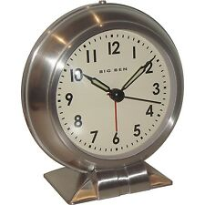WESTCLOX 90010A Metal Big Ben Alarm Clock