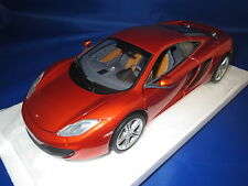 Minichamps  McLaren  MP4-12C  (2011) (dunkel-orange-bronce-metallic) 1:18  OVP !