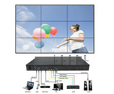 LINK-MI TV09 Full HD 1080P Video Processor 3x3 Video Wall Controller