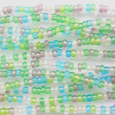 18g Checa Seed Beads Mini hank11/0-Primavera flwr-Zs15