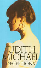 Deceptions by Judith Michael (Paperback, 1989)