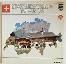 Musical Treasures Of Switzerland Lp Record Nm. PHI 405 Philips