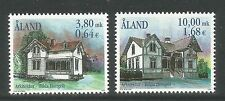 Aland 2000 Local Architecture--Attractive Topical (170-71) MNH