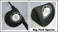 BIG FISH SPORTS Neoprene Spinning Reel Cover *FITS PFLUEGER 6935* FREE USA SHIP!