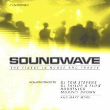 SOUNDWAVE = Stevens/Tiesto/Astral/Stigma/Picotto...=2CD= FINEST HOUSE & TRANCE !