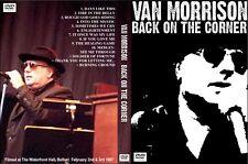 VAN MORRISON. 1997. BELFAST. IRELAND. PRO - SHOT. DVD.