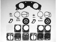 Yamaha Mukuni dual carb rebuild kit with Base Gasket 701 700 62T-13556-00-00  BG