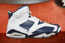 BRAND NEW 2012 NIKE AIR JORDAN VI 6 RETRO OLYMPIC 2013 SIZE US 14 384664 130