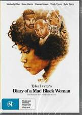 DIARY OF A MAD BLACK WOMAN - TYLER PERRY- NEW & SEALED REGION 4 DVD