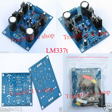 DIY LM337t linear Regulated DC Power Supply Adjustable Filtering Kit