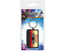 Official Licensed Merch Rubber Keyring Keychain Marvel GUARDIANS OF THE GALAXY