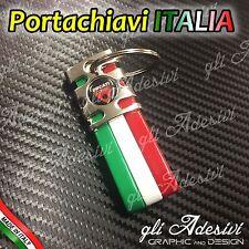 Portachiavi Tricolore Italia Moto DUCATI OLD logo Monster Panigale Multistrada