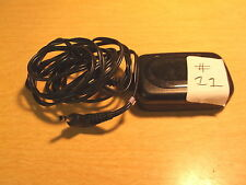 USED MOTOROLA SPN5298A P50U050-100 CELL PHONE TRAVEL CHARGER POWER SUPPLY