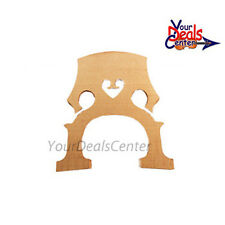 New Cello bridge French  Style  Low cost!!! - 4/4