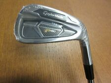 Slighly Used TAYLORMADE PSi 4-PW Iron set KBS TOUR C-TAPER 105 steel R Flex