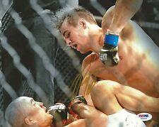 Rory MacDonald Signed UFC 8x10 Photo PSA/DNA COA Picture Autograph 174 170 129