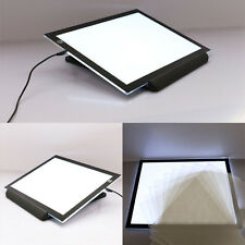 USB Ultra LED Graphics Animation Drawing Stencil Board Table Pad Light Box A3