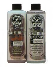 Chemical Guys Convertible Top Cleaner and Protection Kit 2x 473ml Cabrio Verdeck