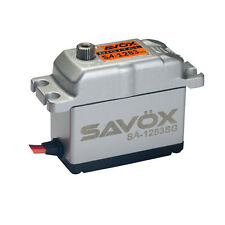 Savox Radio Control High Torque Digital 30kg Coreless Servo Alu Case SA1283SG